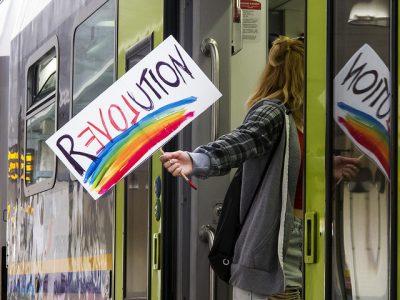 'Revolution' by Cesare Salvadeo