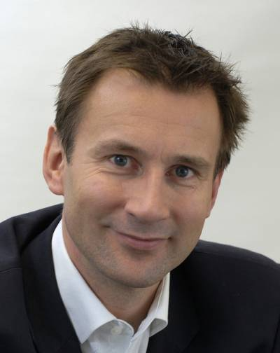 Jeremy Hunt, Secretary of State for Health, Department of Health (on Flickr)