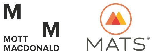 Mott McDonald Mats logos