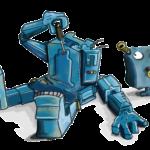 Robotics = Mission Impossible?