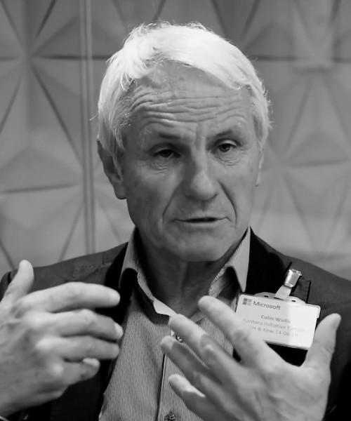 Colin Wallis