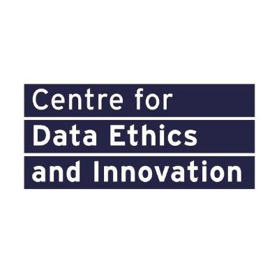Centre for Data Ethics and Innovation Logo