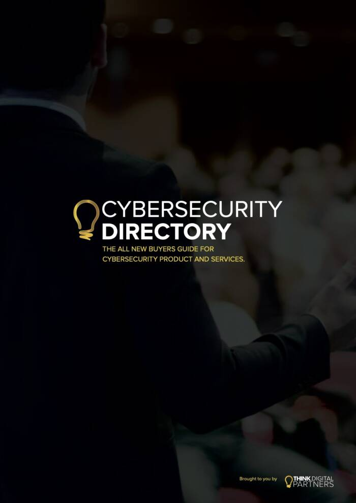 Cybersecurity Directory Media Pack Front Cover