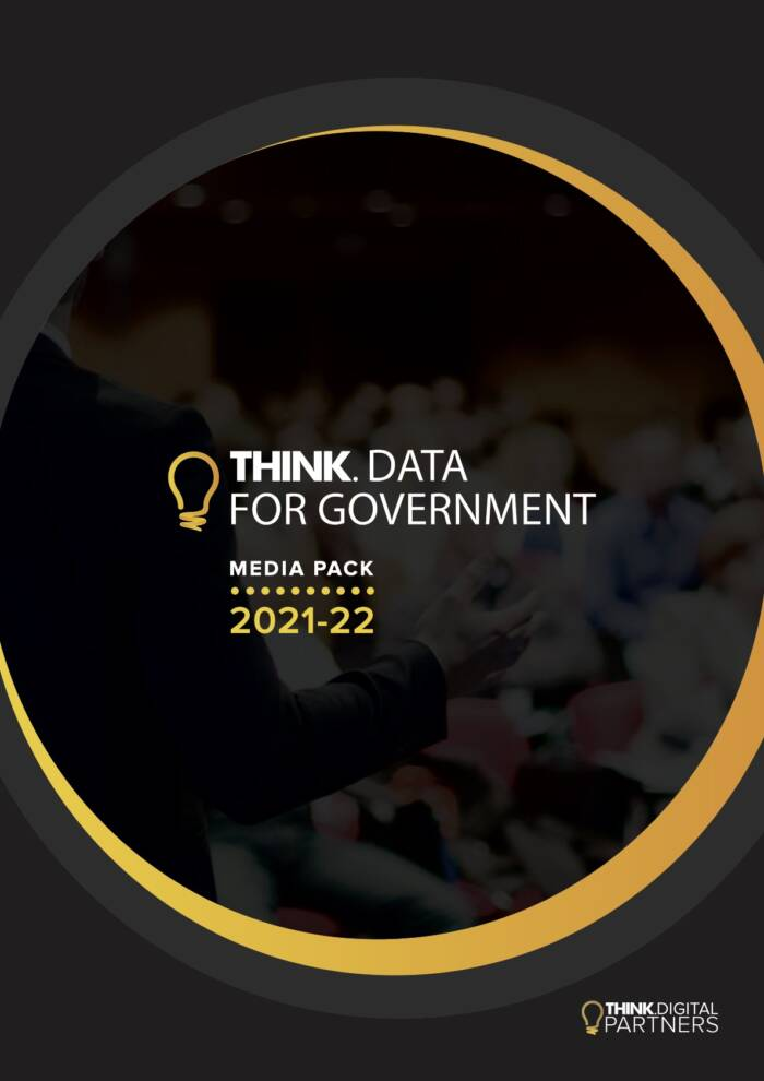 Data For Government Media Pack Front Page