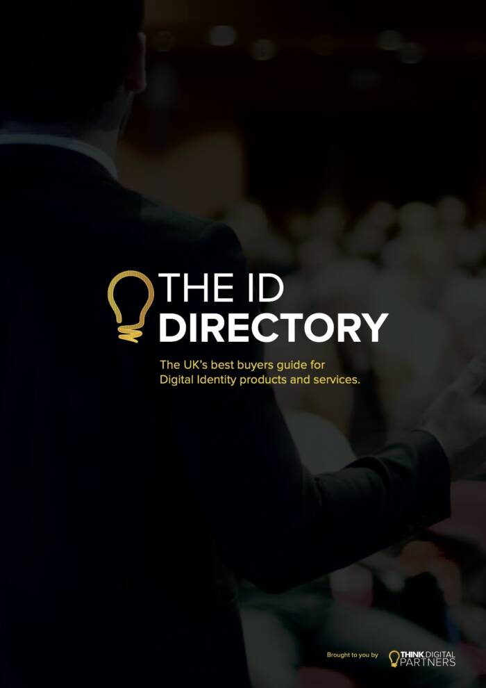 Digital ID Directory 2021 media pack front cover