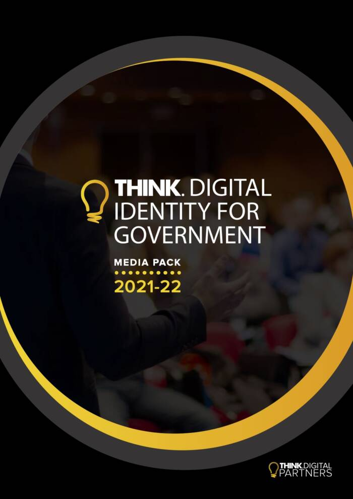 Digital Identity For Government Media Pack Front Cover