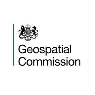 Geospatial Commission Logo